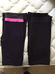 Two pairs for lululemon pants