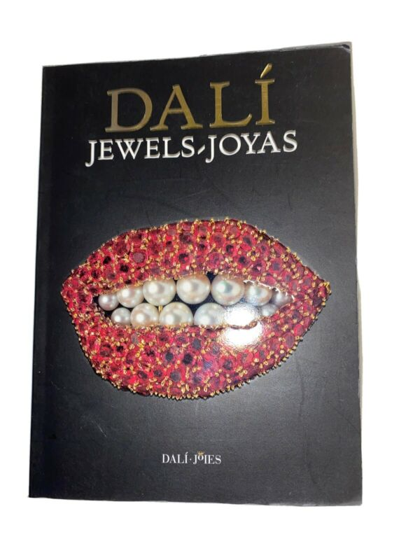 Dali Jewels Joyas Collection Of The Gala-Salvador Dali Foundation Excellent Cond