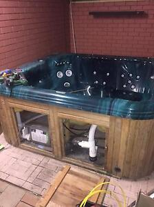 Hot tub.  Spa Dianella Stirling Area Preview
