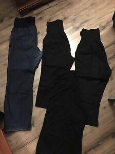 Maternity pants lot