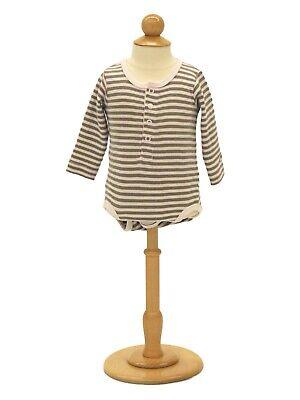 Toddler Kids Childrens Dress Form 34 Torso Body Form Mannequin - 6m