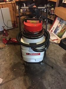 Kodiak industrial vacuum