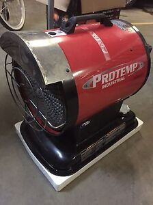 Protemp Industrial Heater - 70,000BTU  In like new condition!