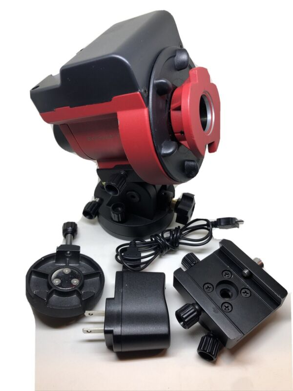 iOptron SkyGuider Pro EQ Equatorial Camera Telescope Mount Guider Tracker Weight