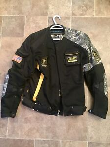 US Army motorcycle jacket for sale