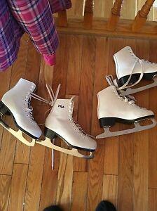 Girls size 3 skates