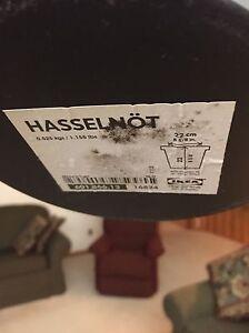 Green poinsettias in beautiful IKEA vases Edmonton Edmonton Area image 7