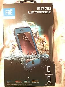 Brand new sealed lifeproof case for iPhone 6/6s