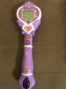 Vtech Sofia The First Magic Wand  Like New Condition