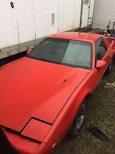 1988 Pontiac Firebird For Sale!