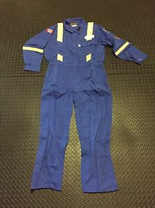 9oz FR Winter Coveralls size LS, new, never worn