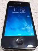 iPhone 4 32 GB for sale Cameron Park Lake Macquarie Area Preview