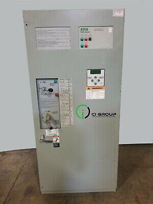 Asco 7000 Series Automatic Transfer Switch 260a 208v