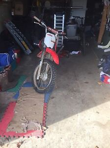 **for sale** CRF 100