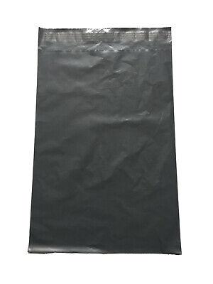 200 Grey  Mailing Bags / Postal Poly Packing Sacks 250mm x 350mm - 10