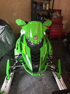 2016 7000 ZR Sno Pro New only 300 miles mint snowmobile
