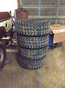 "37"" Mickey Thompson Tires"