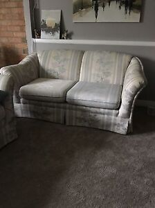FREE couch, love seat and chair Kitchener / Waterloo Kitchener Area image 1