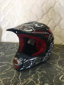 Fox V2 Pilot helmet