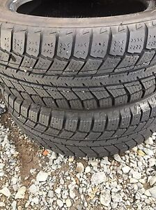 2 Winter Tires! 185/65r15