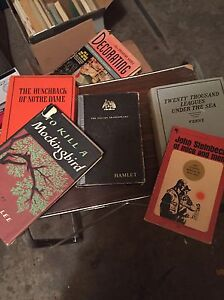 Very large hard cover book collection estate sale