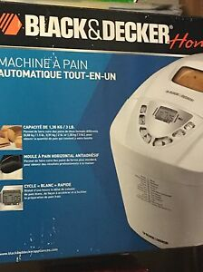 ... maker st john s 2 hours ago black decker bread maker 3 pound loaf