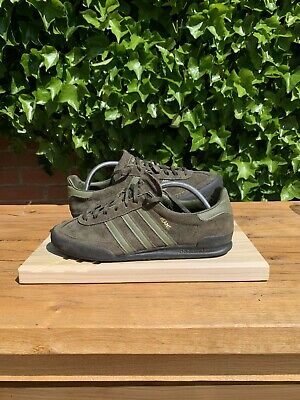 adidas jeans green- size 9 not stockholm dublin london rouge malmo koln spzl