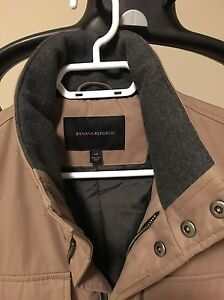 Never worn, brand new Banana Republic Jacket  Edmonton Edmonton Area image 1