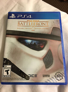 BATTLEFRONT FOR PS4 LIKE NEW CONDITION