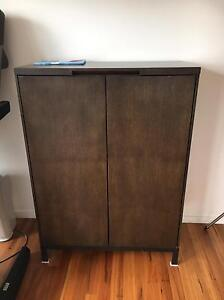 Solid timber cabinet St Lucia Brisbane South West Preview