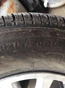 Two New 215/70R15 tires    Ford Windstar Sarnia Sarnia Area image 2