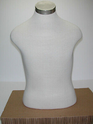 Male Dress Form Mannequin With Detachable Base