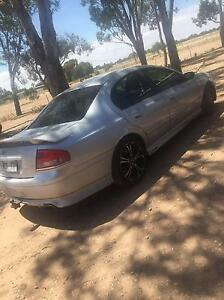 BA XR6 2003 Two Wells Mallala Area Preview