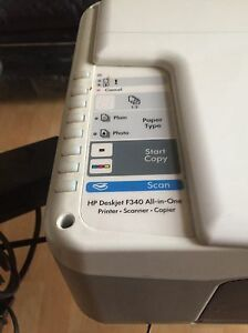 Hp all in one printer Downtown-West End Greater Vancouver Area image 5