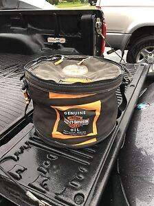 Oil can cooler