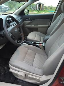 Red Ford Fusion For Sale Edmonton Edmonton Area image 4