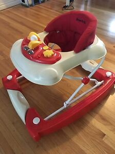 Car shaped Baby mover