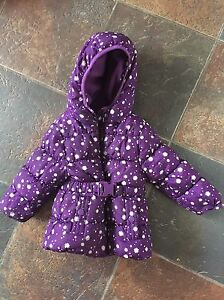 Size 1 toddler winter coat