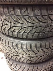 205/55r16 snows winter tires London Ontario image 2