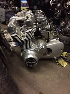 1977 GS750 Engine Set