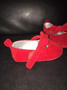 Baby girl dress shoes Strathcona County Edmonton Area image 2
