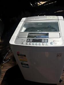 LG Washing Machine Clovelly Eastern Suburbs Preview