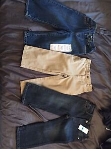 Pants and jeans 18-24mths new with tags