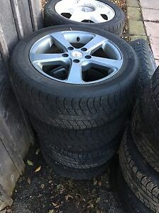 5x115 rims with 225 50 16 tires