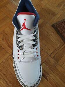 Air Jordan 3 Retro OG Shoes Size 11 (mens) Oakville / Halton Region Toronto (GTA) image 1