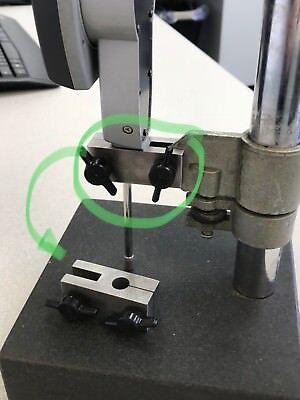 Drop Indicator Holder For 38 Diameter Stem Onto Agd Lug Back Mount Type Stand.