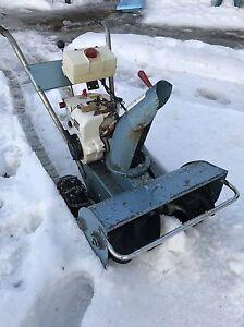 7hp Snowblower Craftsman