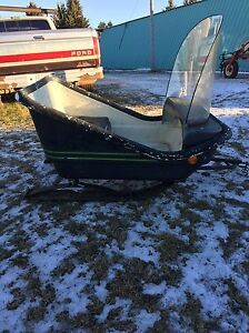 Arctic cat cutter