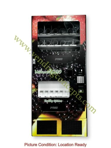 N2GO FEH-B12 Combo Vending Machine