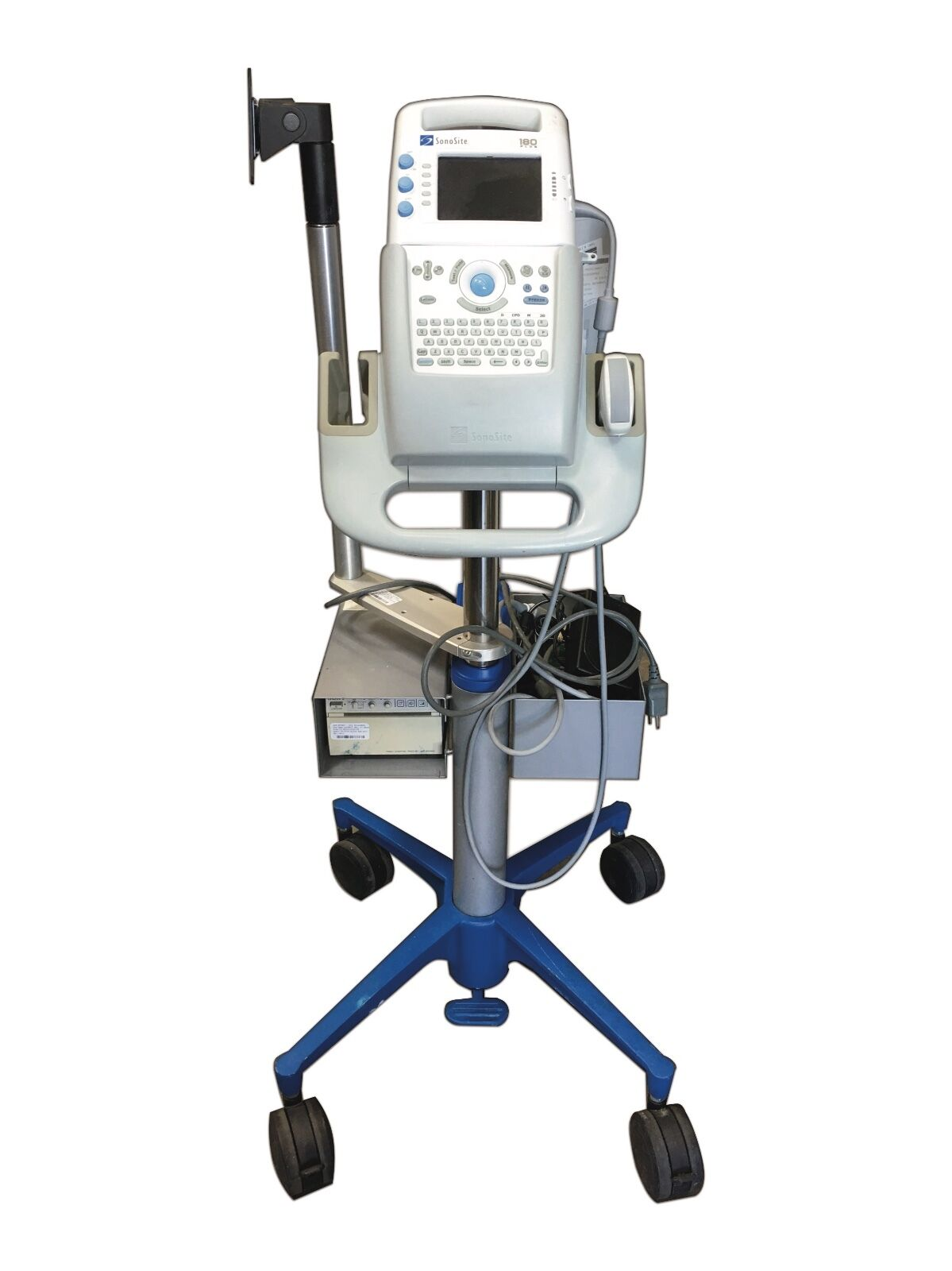 USED SONOSITE 180 PLUS ULTRASOUND SYSTEM